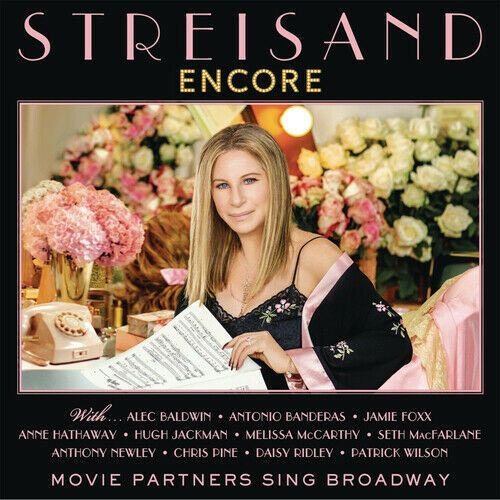 Barbra Streisand :  Encore: Movie Partners Sing Broadway  ( CD 2016) NEW & SEALED