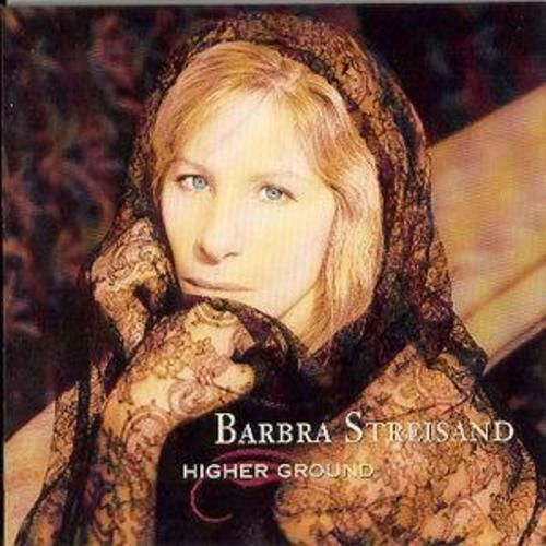Barbra Streisand : Higher Ground CD (1997) USED