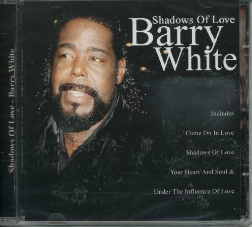 BARRY WHITE - SHADOWS OF LOVE ( CD 2000) NEW N SEALED