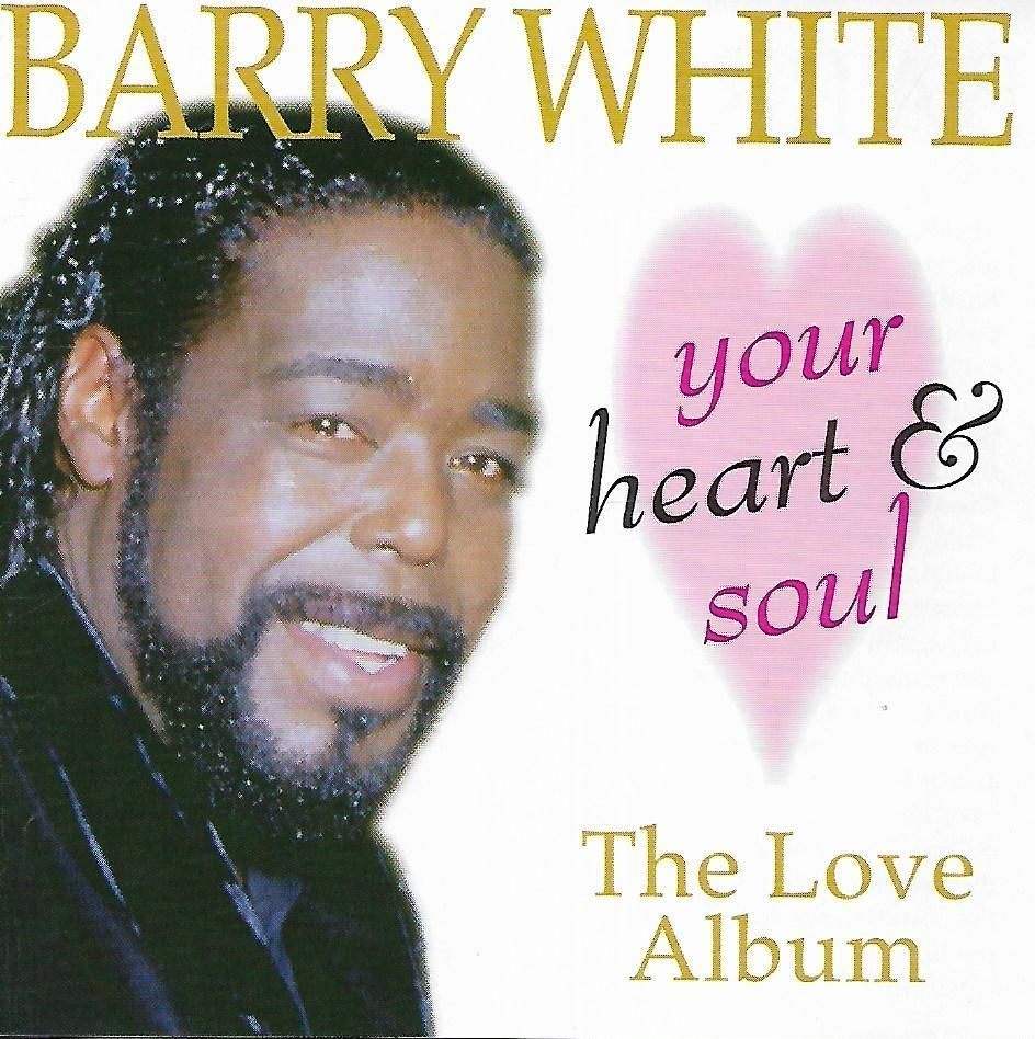 Barry White - Your Heart And Soul (The Love Album) (CD 1997) USED