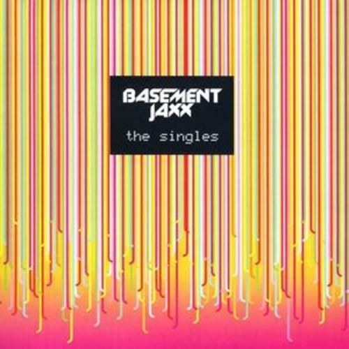 Basement Jaxx : The Singles CD (2005) USED