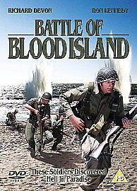 BATTLE OF BLOOD ISLAND (DVD 2011) NEW N SEALED