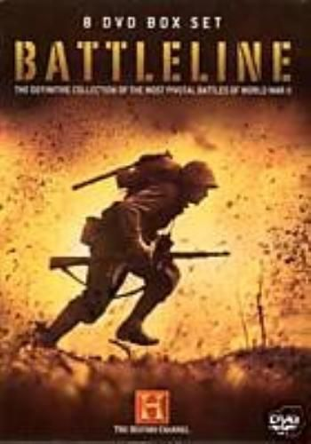 BATTLELINE 8 DVD BOX SET DVD 2006  (USED)
