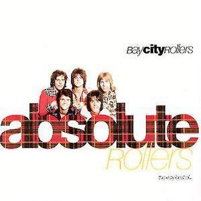 Bay City Rollers : Absolute Rollers: the very best of (CD 1995) USED