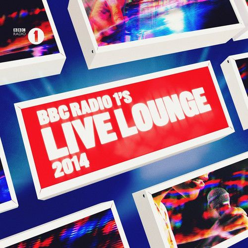 BBC Radio 1's Live Lounge 2014  ( 2 DISC SET 2014) USED