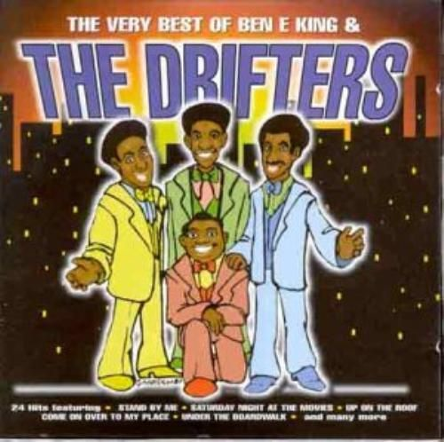 Ben E. King & The Drifters ‎– The Very Best Of Ben E  King & The Drifters (CD 1999) USED