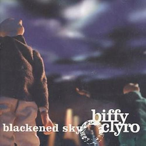 Biffy Clyro : Blackened Sky CD (2002) USED