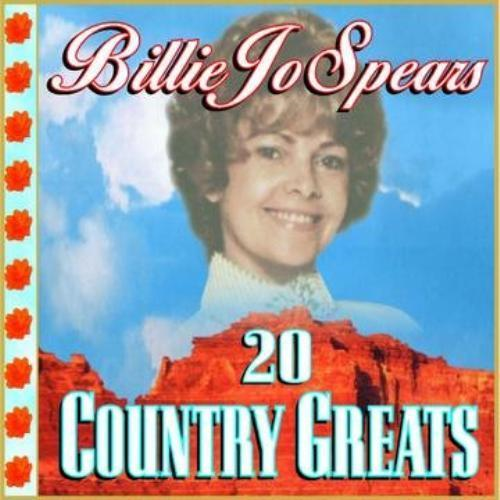 BILLIE JO SPEARS - 20 COUNTRY GREATS ( CD 1998)