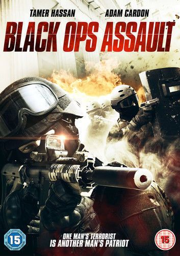 Black Ops Assault ( DVD 2015) NEW N SEALED