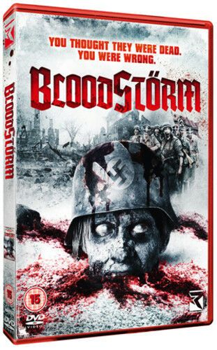 Bloodstorm (DVD, 2012) USED