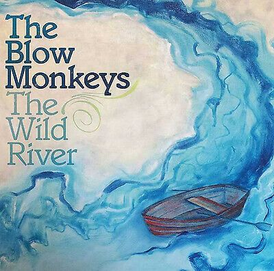 Blow Monkeys - The The Wild River ( CD  2017) DIGI-PACK NEW N SEALED