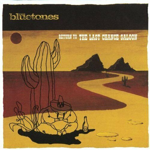 Bluetones : Return to the Last Chance Saloon  (CD1998) USED
