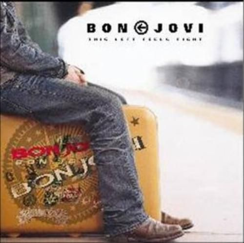 BON JOVI - THIS LEFT FEELS RIGHT (CD 2003) USED