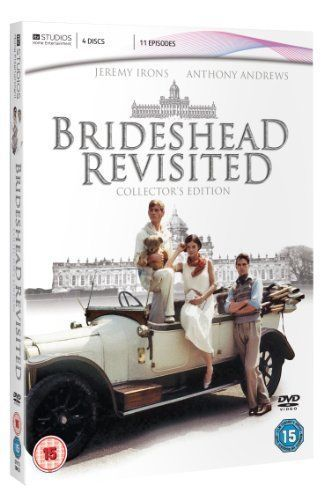 Brideshead Revisited Collector''s Edition Jeremy Irons( DVD 2008) USED