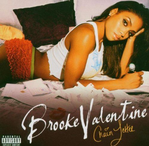 Brooke Valentine : Chain Letter ] CD (2005) USED