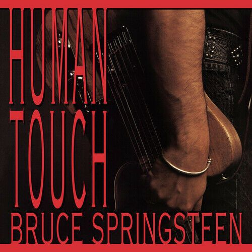 Bruce Springsteen : Human Touch CD 1992) USED