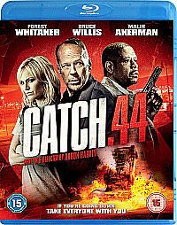 Catch. 44 (Blu-ray, 2012)  NEW N SEALED