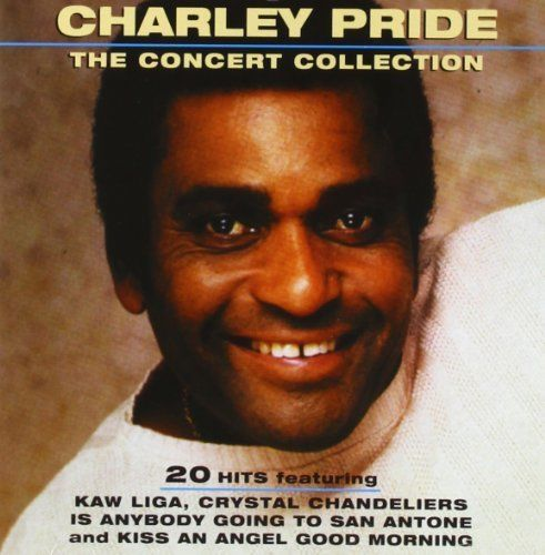 CHARLEY PRIDE  - THE CONCERT COLLECTION ( CD 1996) USED