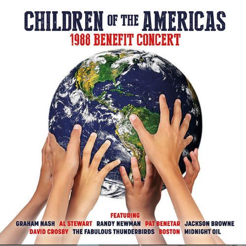 Children of the Americas: 1988 Benefit Concert ( 3 CD Box Set 2018) USED