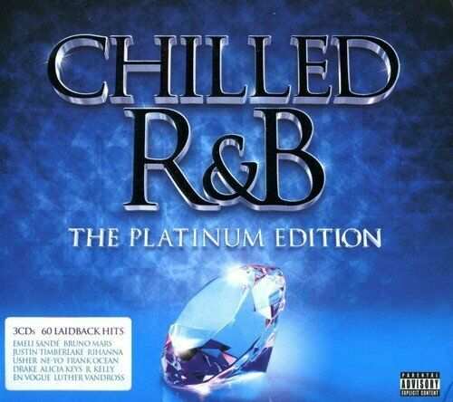 CHILLED R&B THE PLATINUM EDITION ( 3 DISC BOX SET 2013) NEW N SEALED