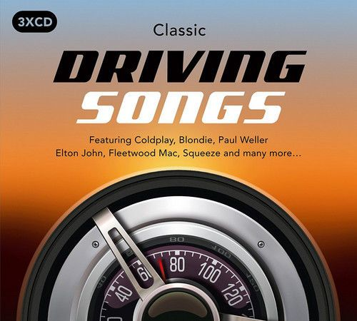 CLASSIC DRIVING SONGS (3  CD SET 2017) NEW N SEALED