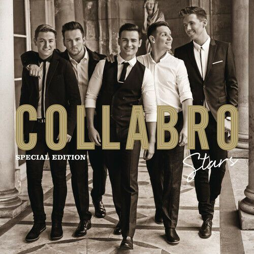 Collabro : Stars  Special Edition (2014) USED