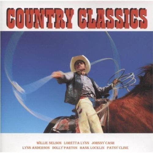 COUNTRY CLASSICS (CD 2004) USED