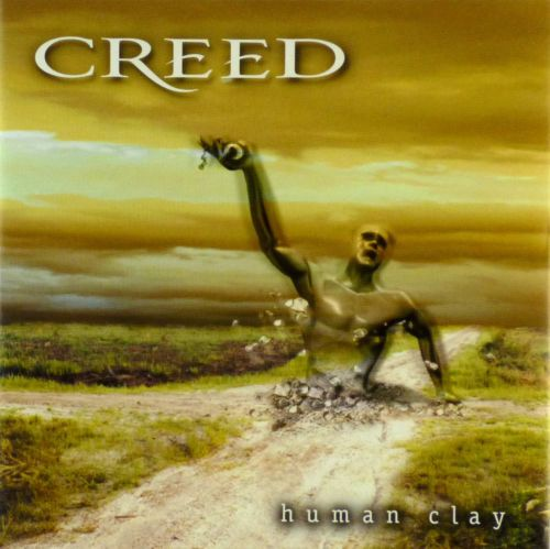 CREED - Human Clay (CD 1999 ) USED
