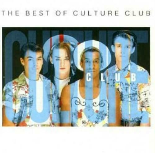 CULTURE CLUB - THE BEST OF CULTURE CLUB (CD1989) USED