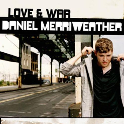 Daniel Merriweather  : Love and War CD (2009) USED
