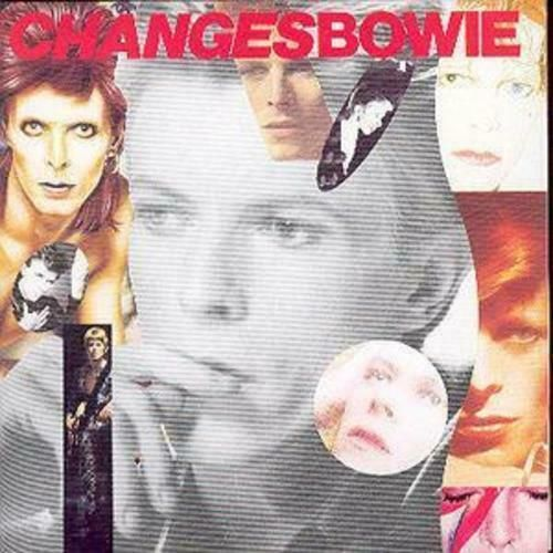 David Bowie : Changes Bowie  ( CD 1990) USED