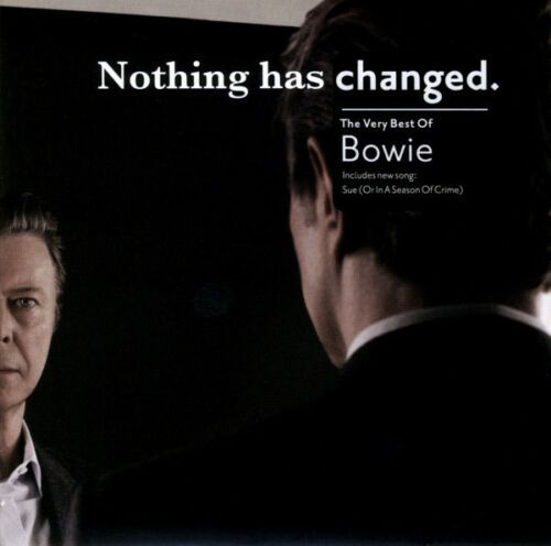 David Bowie - Nothing Has Changed ( CD 2014) NEW N SEALED