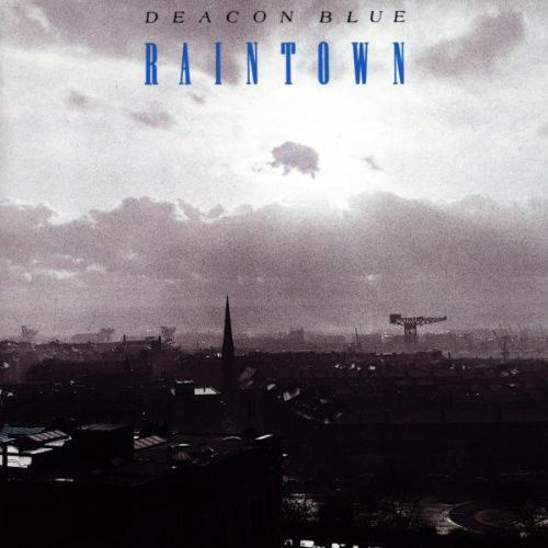 Deacon Blue ‎– Raintown ( CD 1987) USED
