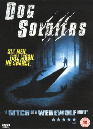 Dog Soldiers 2002 (DVD, 2003) USED