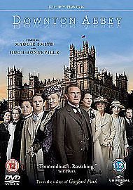Downton Abbey - Series 1 [DVD 2010] USED