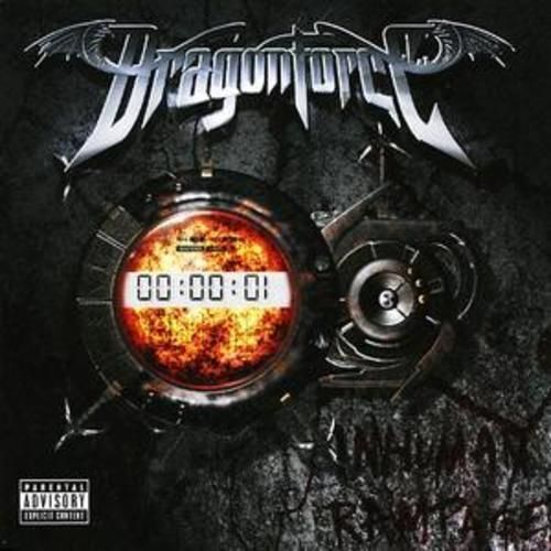 Dragonforce : Inhuman Rampage CD (2006)  USED