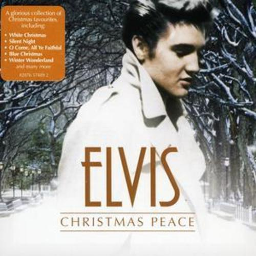 ELVIS - CHRISTMAS PEACE - (CD 2003) USED