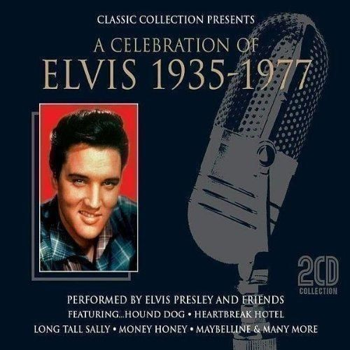 ELVIS PRESLEY - A CELEBRATION OF ELVIS 1935-1977 (CD BOXSET2002) NEW N SEALED