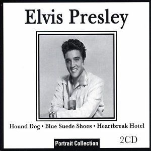 Elvis Presley : Portrait Collection (CD 2007) NEW N SEALED
