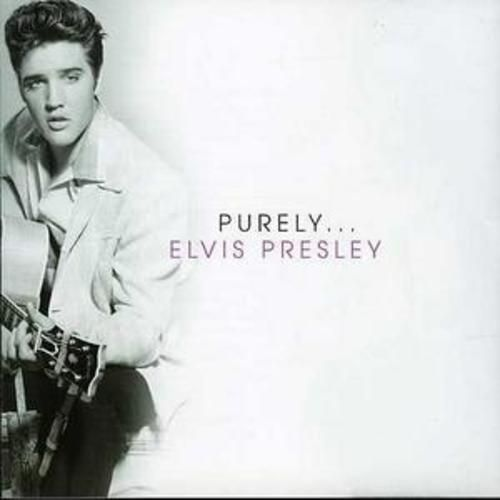 ELVIS PRESLEY - PURELY ELVIS PRESLEY ( CD 2008) USED
