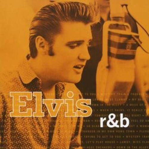 Elvis Presley : R&b ( CD 2006)  USED