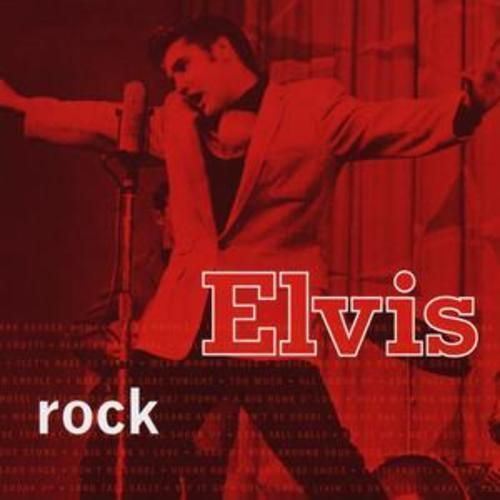 Elvis Presley : Rock ( CD 2006) NEW N SEALED