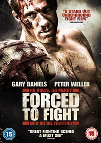 Forced To Fight ( DVD 2012) NEW N SEALED