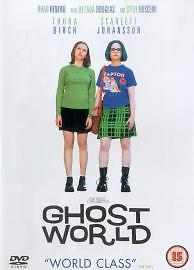 Ghost World [DVD] [2001], USED