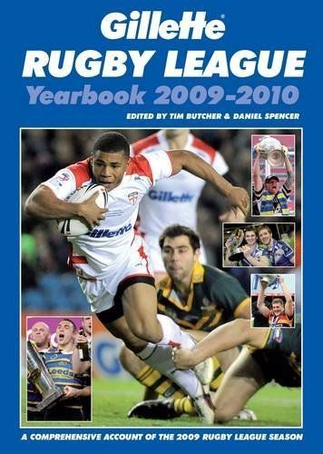 Gillette Rugby League Yearbook 2009 - 2010 (USED)