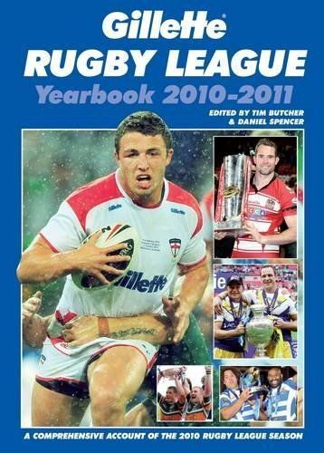 Gillette Rugby League Yearbook 2010 - 2011 (USED)