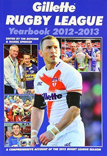 Gillette Rugby League Yearbook 2012-2013 (USED)