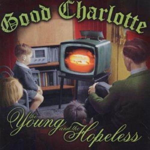 Good Charlotte : The Young and the Hopeless CD (2003) USED