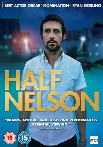Half Nelson DVD (2006) USED