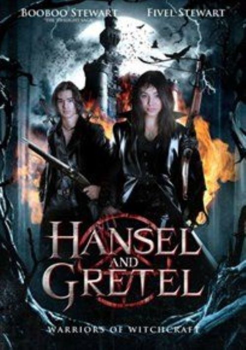 Hansel And Gretel - Warriors of Witchcraft (DVD, 2013) NEW N SEALED